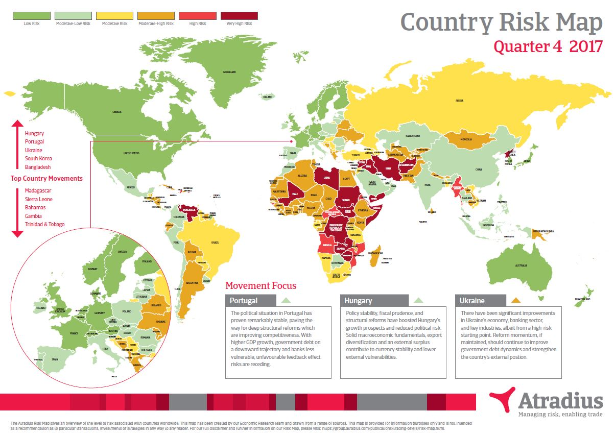 Risk Map 2017