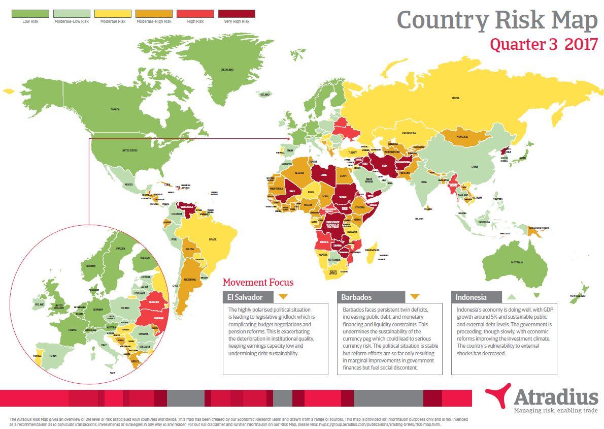 Risk Map Q3